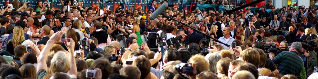 Director Chris Nolan is in there somewhere. So too, perhaps, is Pope Benedict XVI.