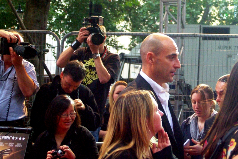 Some kind of actor. Once wiredimages updates, I'll find out who. (Edited to add, some six years later : Mark Strong)