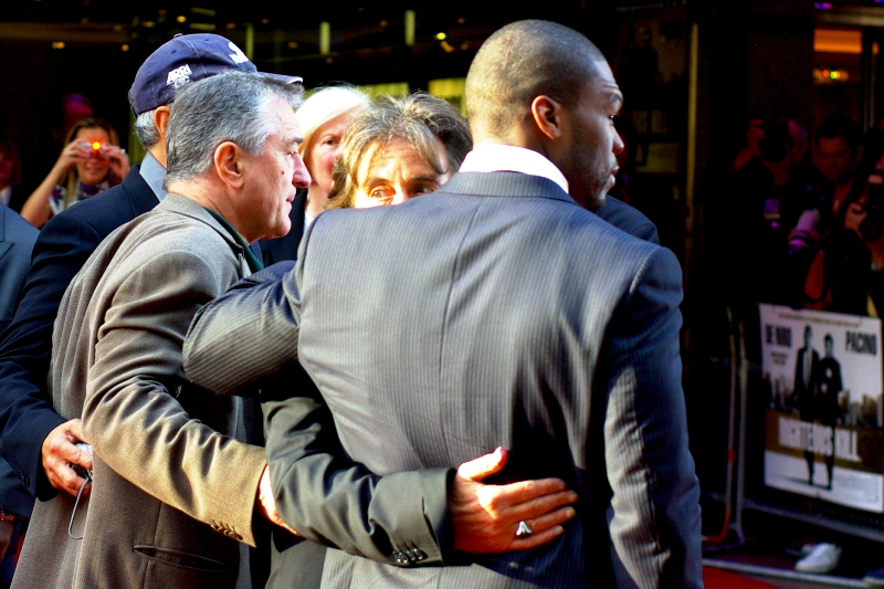 De Niro, Pacino and 50 Cent. Did you know that between them, they have 13 Billboard Music Awards, 7 Billboard R&B/Hip Hop Awards, and Thirteen Grammy Award nominations?