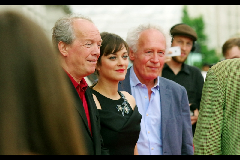 """Jean-Pierre and Luc Dardenne's """"Le gamin au velo"""" won the Grand Jury Prize at Cannes in 2012 and their film L'Enfant won the Palme D'or in 2005. Marion Cotillard won an Oscar for best Actress in 2008 for La Vie En Rose. I, meanwhile, won an achievement award in High School for having no sick days for a full year. True story."""