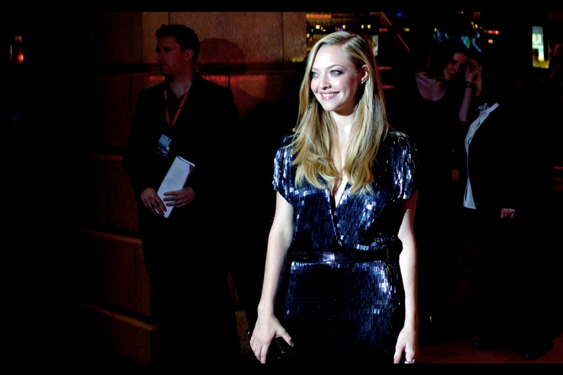 """Actress Amanda Seyfried has been in such films as Mamma Mia! (2008) and Mean Girls (2004). And this one, in which she plays """"Chloe"""" herself."""