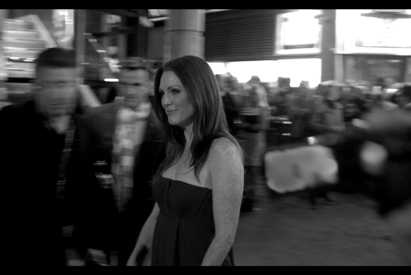 Another shot of Julianne Moore. And hey, I happened to like The Lost World!