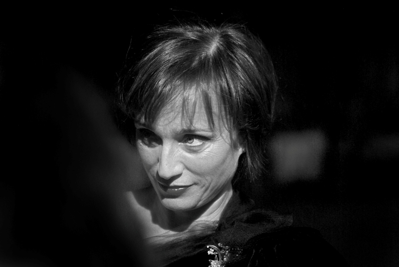 "Actress Kristin Scott-Thomas was Academy Award (tm) nominated for Best Actress for ""The English Patient"" and was also in ""Four Weddings and a Funeral"", ""Mission Impossible"" and ""The Horse Whisperer"". She also has a steely gaze..."