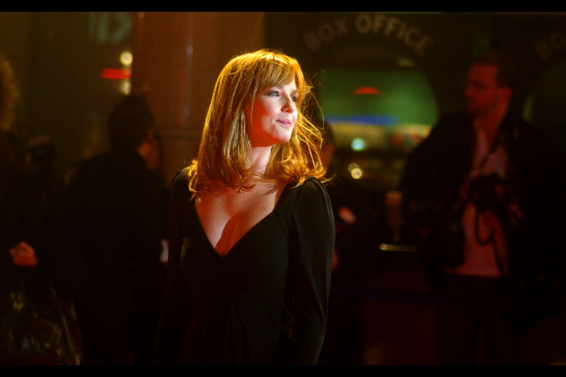 Actress Kelly Reilly is pretty, and along with this film she has also been in 'Pride & Prejudice' (2005) and 'Mrs Henderson Presents' (2005), movies I've heard of but not actually seen. So there you go.