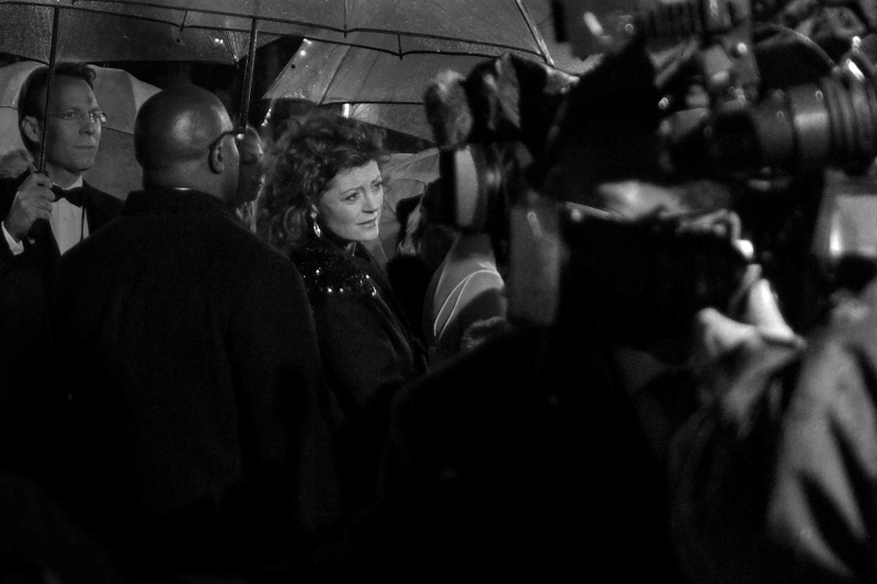 "Academy Award <TM> winning actress Susan Sarandon says  ""I'm HOW old?? Damn… that's pretty impressive"""