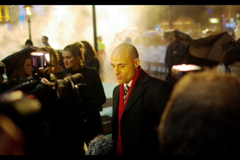Mark Strong, now looking a bit more evil, or at least thinking about it