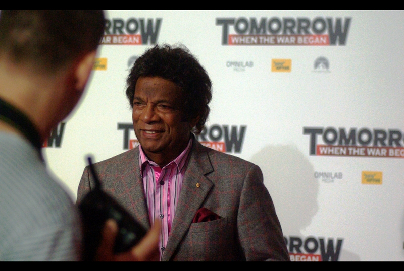 OMG : It's KAMAHL. KAMAHL!!!!  (Also - OMG - I know who Kamahl is)