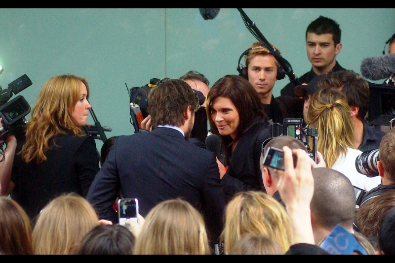 Dare I even speculate as to what question Ms Maxwell asked The Efron??