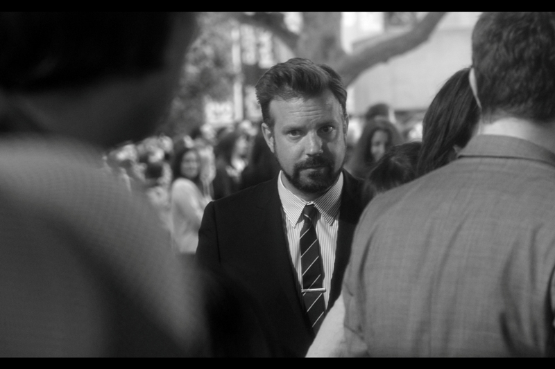 This is Jason Sudeikis (possibly), who may or may not approve of me joking about Arrested Development, Hancock, or might already be sending out his minions to help that girl find the missing piece of her wardrobe and doesn't want me getting in the way. However, crucially (and kind of incredibly) he's an ACTOR WHO IS IN THIS MOVIE!