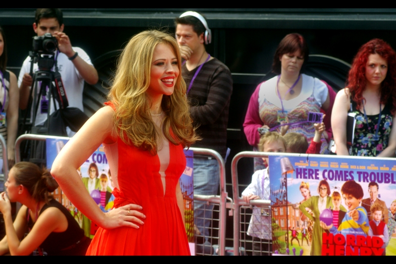"Kimblerley Walsh, arguably the biggest draw of the premiere, is one fifth of the ""currently-on-hiatus"" band Girls Aloud. She appears nice enough, but her arrival saw an impressive array of ""fake"" and ""forced"" smiles for the insatiable paparazzi pack."