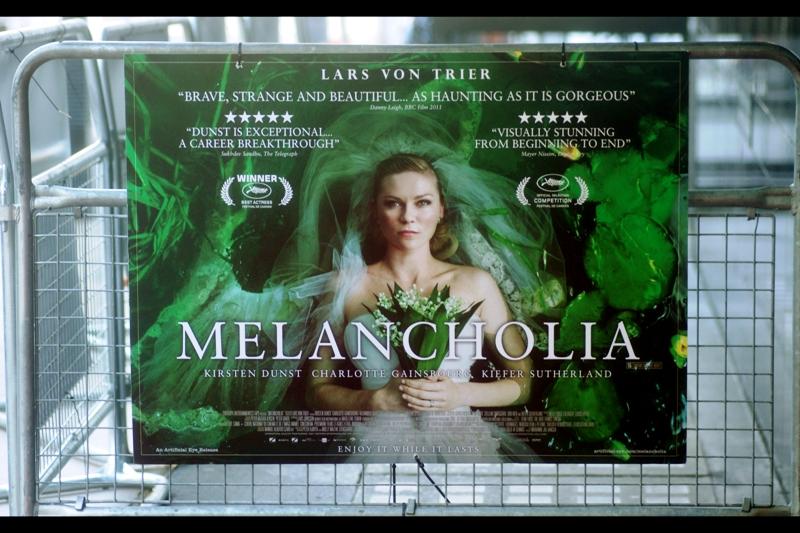 So.... movie poster. Wedding dress. Kirsten Dunst. Moving right along...