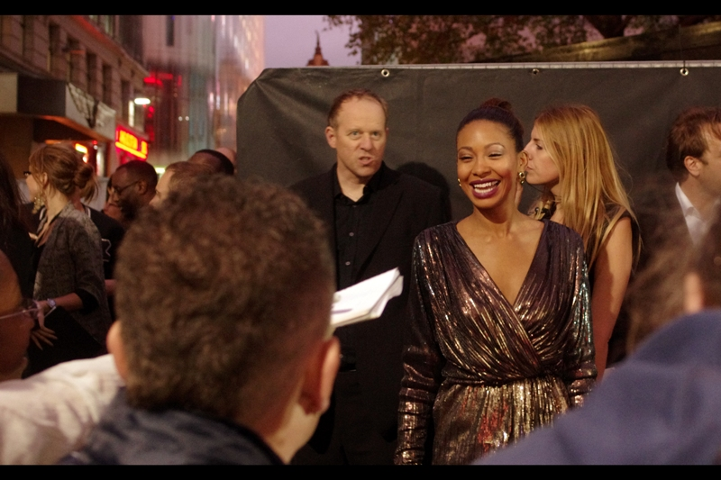 """In what is becoming repetitive at this (still strangely enjoyable) premiere, I once again have to hit The Web to learn of the existence of Shanika Warren-Markland. Wikipedia claims she doesn't exist, but imdb.com says she's previously been in """"Adulthood"""", and a movie and/or numerical sequence """"4,3,2,1"""""""