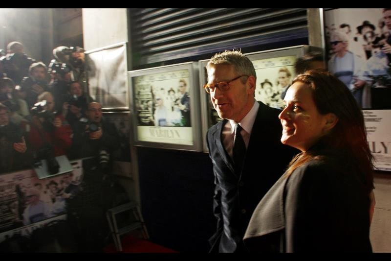 Harry Potter connection #1   at this premiere - Kenneth Brannagh played Gilderoy Lockhart in the Second Harry Potter movie. He also  Directed the movie Thor  and has FOUR Oscar Nominations to his name.