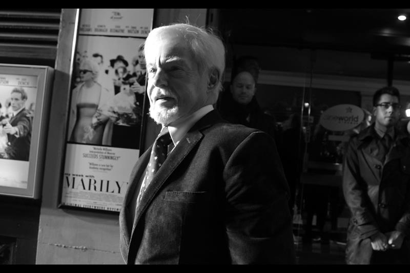 Noted Thespian Sir Derek Jacobi shows up. (I always make sure to call him a 'thespian' rather than an actor, for some reason) - he was Councillor Gracchus in 'Gladiator(2001)' and more recently an Archbishop in 'The King's Speech'.