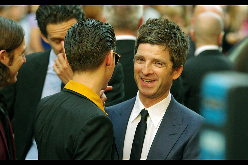 "Everyone was like ""It's Noel Gallagher!!"" and I was like, wait - he's clean shaven, not scowling, not ripping out anyone's throat... how can you be sure? He won the award for *Icon* (not to be mistaken for other awards titled Legend, Inspiration, or Genius in GQ's wonderful lexicon of convenient adjectives)"