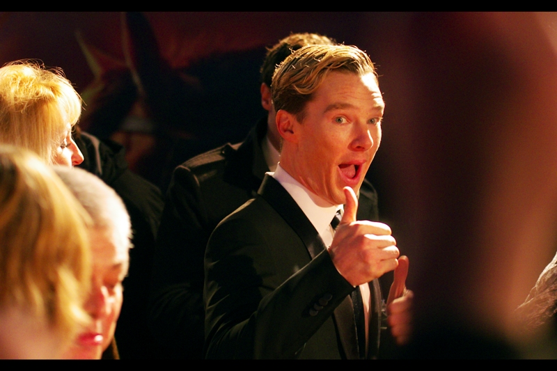 Ah, yes. The TV Series 'Sherlock'. But I haven't seen that yet.