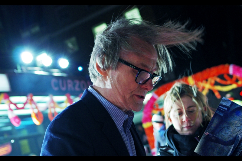One day soon China will overtake the West. But as long as we have Bill Nighy's hair, we may still have time.
