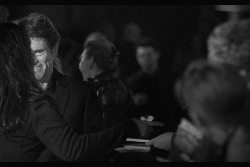 A friend and I used to have an annual discussion on who out of John Malkovich and Willem Dafoe had been the prior year's most egregious example of a scenery chewing ham-acting, so I'd recognise that 1/3 of a face anywhere.