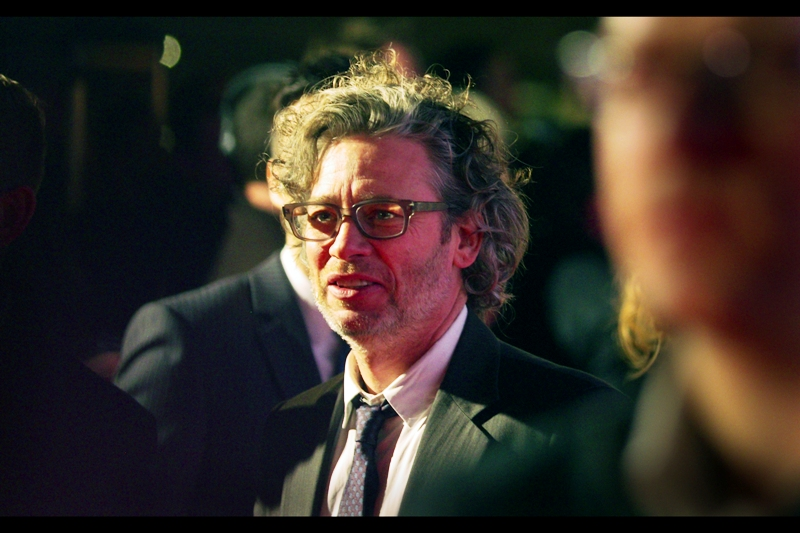 I'm still kind of vague about the precise reason why Dexter Fletcher generates excitement at premieres for movies he's not in. Other than his name, I mean. It is a cool name.