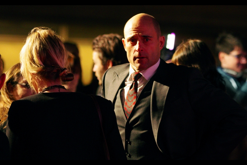 Meanwhile, Mark Strong is still awesome. An I need a tighter haircut to look just like this. And a suit. And a movie career