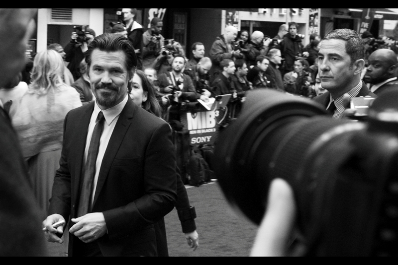 Josh Brolin has an Oscar nomination to his credit, and also appears to almost chameleon-like blend effortlessly into any film type or genre, from the George W Bush film 'W' to True Grit to Wall Street 2 to No Country for Old Men and Milk.  And he was in Jonah Hex with Megan Fox. But we don't talk about that.