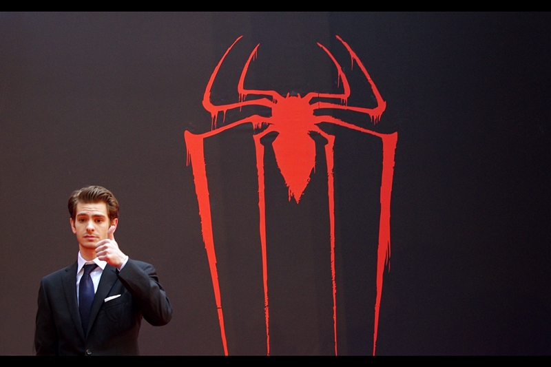 Oh, look! It's your friendly neighbourhood very much post-university and well-into-the-professional-workforce Spiderman!