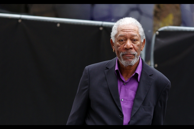 Morgan Freeman probably suspects on the basis of available evidence that he's cooler than you, me, and everyone in this frikkin place. And he's probably right.