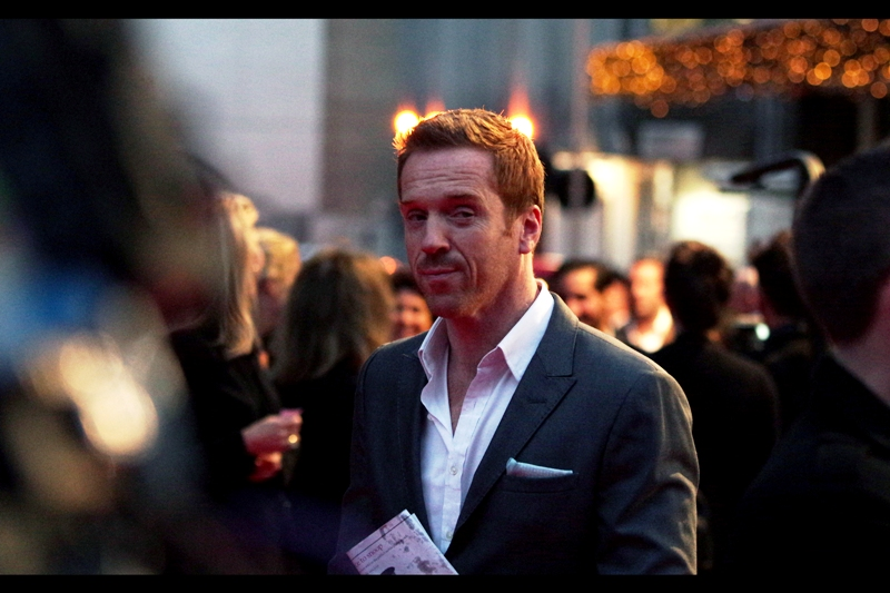 "The combined ""Disappearance of Eleanor Rigby : Them"" and ""A Little Chaos"" had one additional guest also worthy of note, and I won't attempt to guess whether he was a guest of Rickman or McAvoy. Damian Lewis is best know for having been in the Forsyte Saga (2003), Band of Brothers and Homeland."