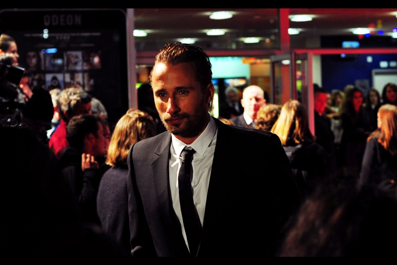 """Matthias Schoenaerts is Belgian and I'll be honest I haven't seen many/any of his acting roles. However, in 2010 he was in something called """"Pulsar"""" and that's the car I own, so call me officially 'interested'"""