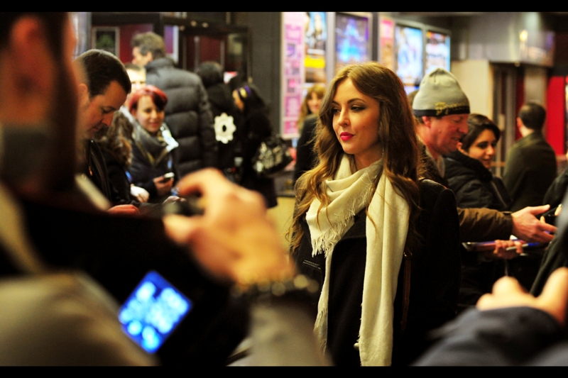 Our fourth and final arrival is the pretty Katharine Isabelle, born 1981 in Vancouver, BC. You might remember her from 2002's Insomnia, starring Al Pacino and Robin Williams. Or not.... because I barely recall that movie, let alone that Hilary Swank was also in it.
