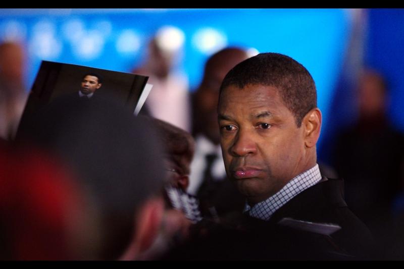 """""""You want me to do my best Denzel Washington impression? Erm... okay..."""""""