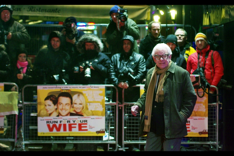 Oh, and good news for fans of Barry Cryer : this is what he looks like.