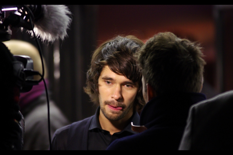 Ben Whishaw is the new 'Q' in the Bond franchise. But don't worry - if his character ever starts to get interesting that's probably because they're about to kill him off.