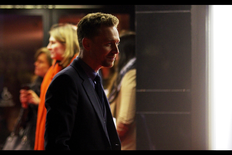 Meanwhile,Tom Hiddleston. Side-Profile. No immediate connection with this film, but to be frank I'd have said yes to a free ticket to see the movie also. Might have worn a suit, probably not a tie. Once again.. this is presumably where I go wrong in my key decision making.