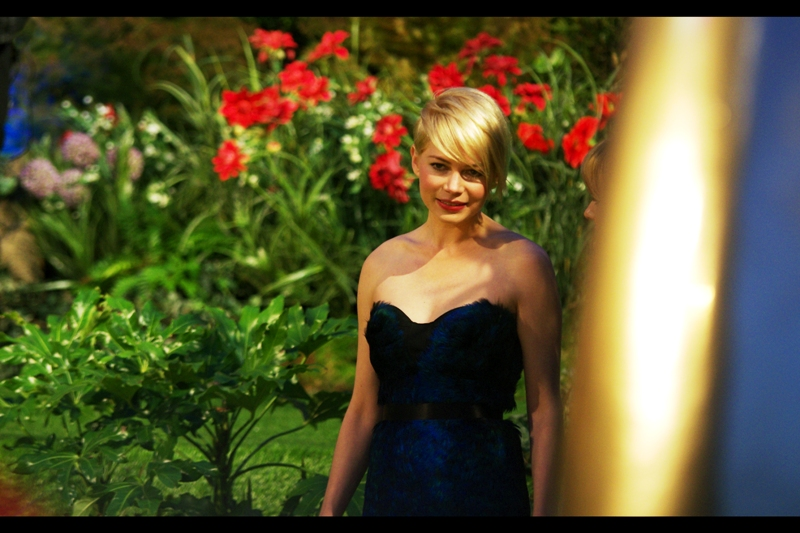 Joking aside, Michelle Williams has been nominated for no less than 3 Oscars at her young 32 years of age (thanks, IMDB). Composer John Williams (no relation) meanwhile, has won five. But he's much older.