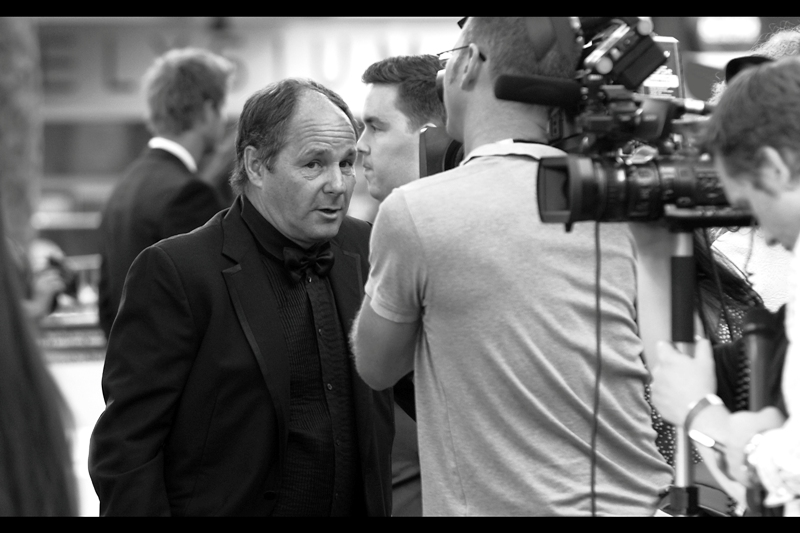 Another Austrian! Gerhard Berger won 10 Grands Prix and came third twice in the F1 championship between the years 1984-1997. I also rate the black-shirt-black-tie-black-trousers look and am thinking of taking it up. Not for premieres, though.