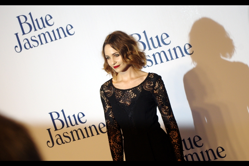 """Most recently, Tuppence Middleton appeared in the films """"Trance"""" and """"Trap for Cinderella"""" both premieres of which I sadly missed. Much as I want to, I can't do them all...."""
