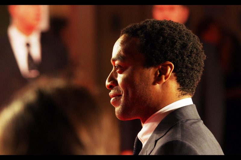 "Chiwetel Ejiofor has some pretty cool credits to his filmography - including Children of Men, American Gangster and Salt. Also Roland Emmerich's ""2012"", upon which your views may vary."