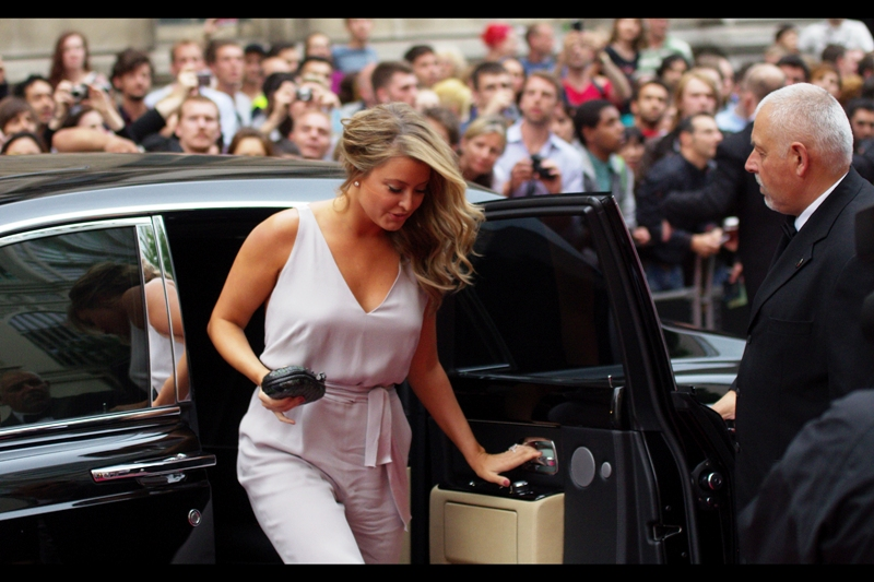 "Holly Valance. Known for : ""Kiss Kiss"" (2002). Also: Marrying a multigazillionaire, and exiting Rolls Royces."