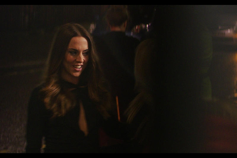 OMG it's one of the Spice Girls. (Obviously I needed somebody to tell me that this is Mel C (aka. Sporty)).