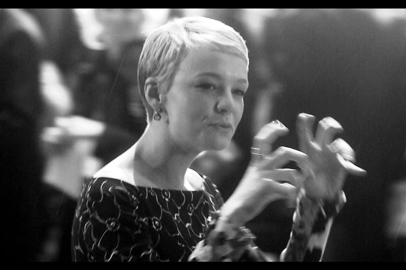 Actresss (now BAFTA winner) Carey Mulligan explains how this whole 'acting' thing works.