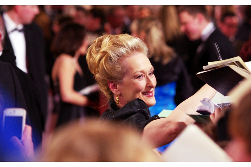 Meryl Streep has won more Oscars than you and all your friends put together. (Unless you have some really awesome friends, or people who win heaps of those technical awards, I guess…)