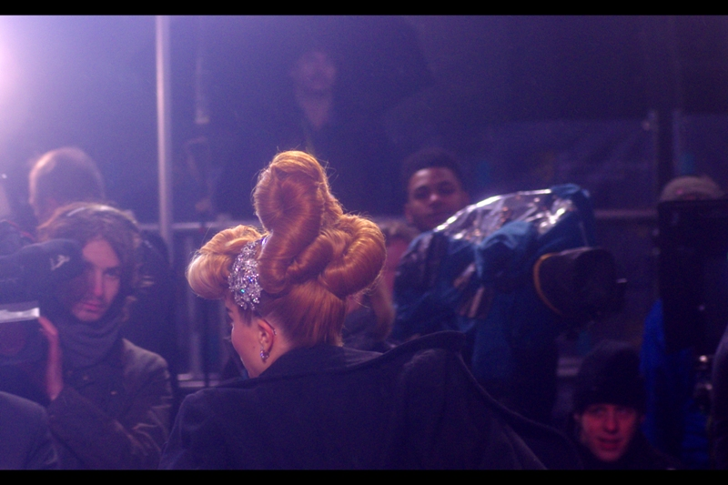 Additionally, I believe Paloma Faith's hair deserves its own supporting credit in any of her performances.