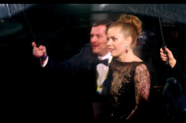 Slightly too blurred. But… .Amy Adams.