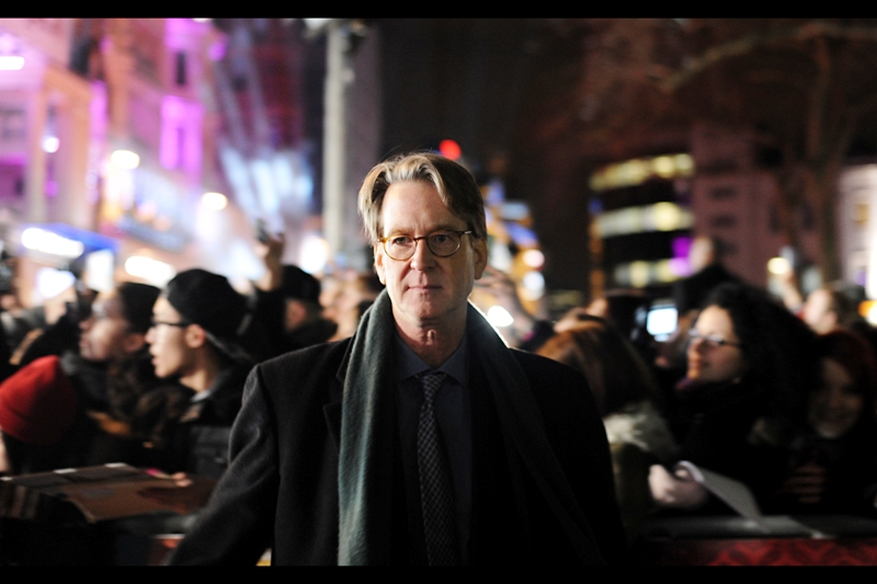 Our first arrival is director David Koepp. He's even better known for being a screenwriter, helping to pen such screenplays as Jurassic Park, the first Mission Impossible, and... oh. Wait. Indiana Jones and the Crystal Skull. (in his defense, he didn't come up with the story...)
