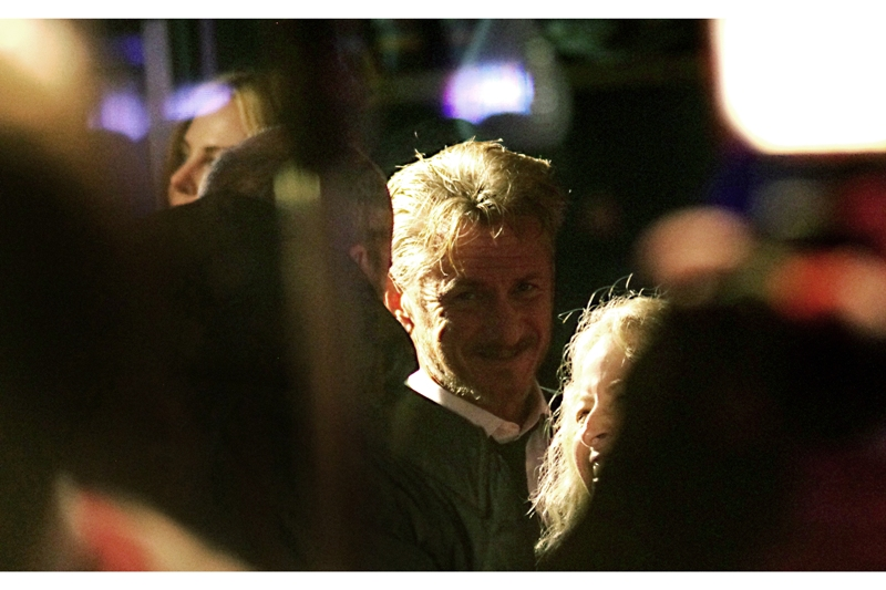 And because it goes without saying (one last time), Damn You Sean Penn for looking this happy!!