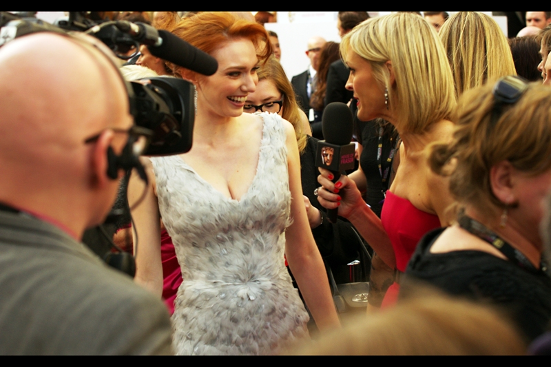 """It's a dress all right!"" . That's all I've got too.  (edited to add : Eleanor Tomlinson)"