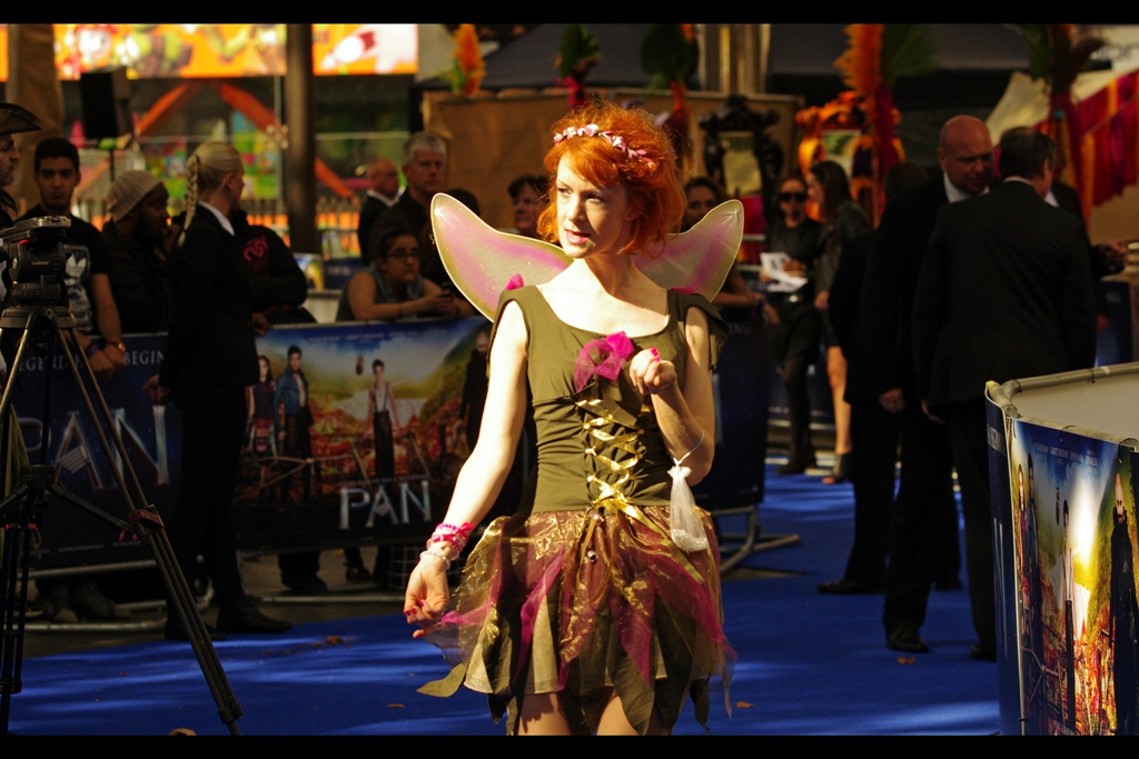Pirates, Rappers and now Fairies. If this is accurate to the theme of the movie, then either this film is going to amazing, or a spectacular mess.