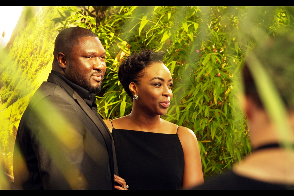 The awesomely named 'Nonso Anozie' was Xaro Xhoan Daxos in five episodes of Game of Thrones' second season. That character died... but then nobody on that show really leaves by riding off into a golden sunset... unless they've been set on fire or something.