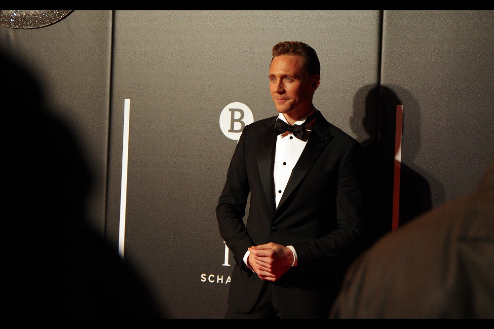 """""""Why yes, I would make a great James Bond. Did you say that or did I say that? And could you say it when Barbara Broccoli comes by?""""  Speaking of Bond... the S.P.E.C.T.R.E premiere is later this month, though it might be prudent to start camping now if you really want to assure yourself of a decent spot."""